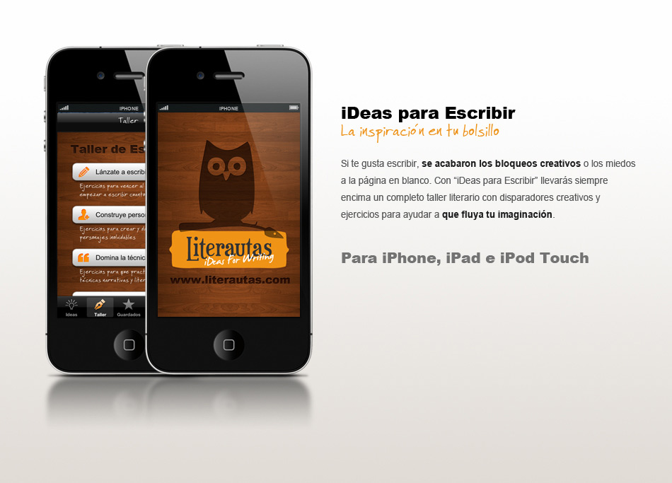 iDeas para Escribir